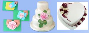 Fondant Designer Cakes