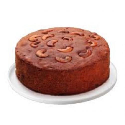 Christmas cake plum cake