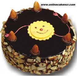 Raksha Bandhan Cake - Online Cake NCR