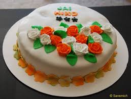 Independence Day Cake in Noida - Online Cake NCR