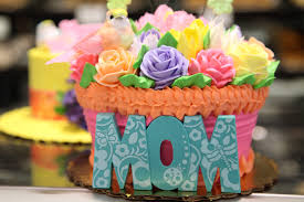 Mother's Day special cake.