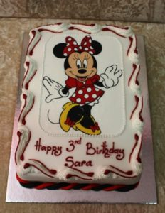 birthday cake designs for your kid