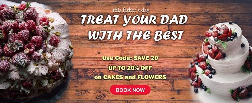 Cake For Father's Day From Onlinecakencr Team