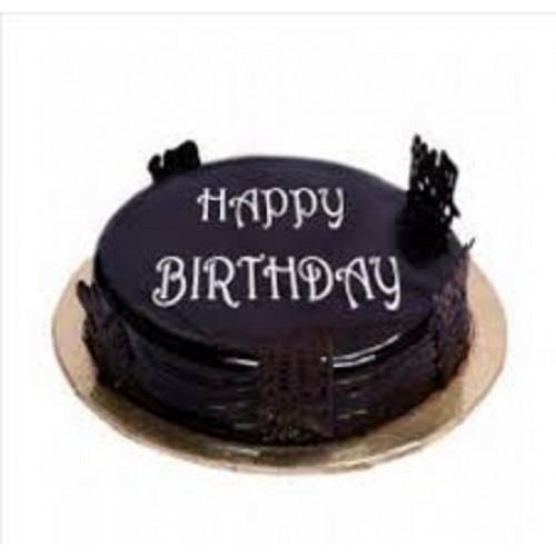 Fabulous Dark Chocolate Cake Funny Birthday Cards Online Necthendildamsfinfo