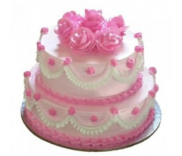 Double Floor Cake.