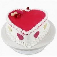 Heart Shape Strawberry