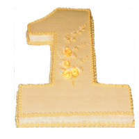 1 Shape Cake