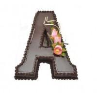A-Shape Cake