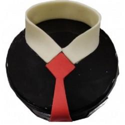 Black Shirt Cake