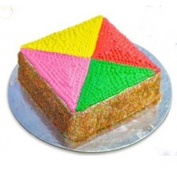 Colour Full Cake