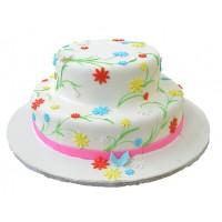 Fondant Designer Cake