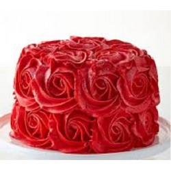 Love Roses Cake