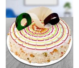 Beautiful Butterscotch Cake