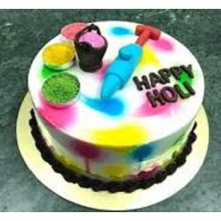 Special Holi Cake
