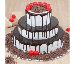 3-Tier Black Forest