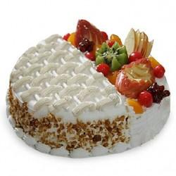 Vanila Fruit Cake