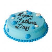 Vanila Fathers Day Cake