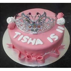 Special Cake For Girls