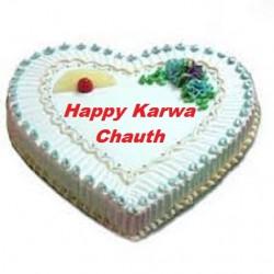 Karwa Chauth Cake