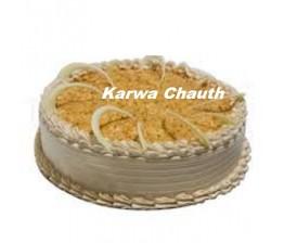 New Karwa Chauth Cake