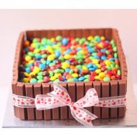 Square Shape Kitkat
