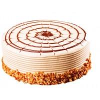 Royal Butterscotch Cake