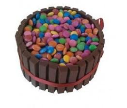 Kit-Kat-Cake