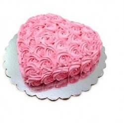Pink Delicious Cake