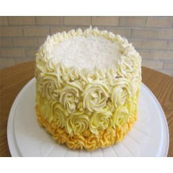 Double Lare Pineapple Cake