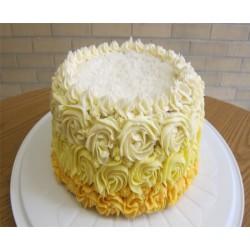 Double Lear Pineapple Cake