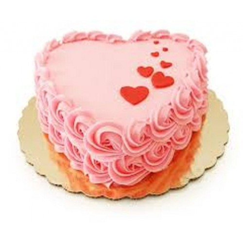 Special Valentine Day Cake