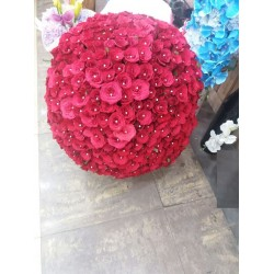 Bunch Of- 150 Red Roses