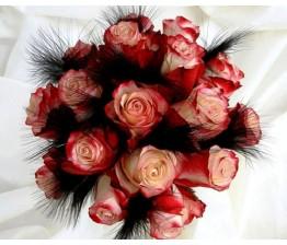 15 Love Rose Bouquet