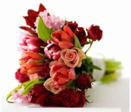 Funadress Flowers Bouquet