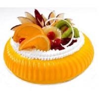 Designer Fruit Cake