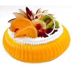 Designer Fruit Cake