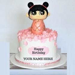 Birthday Kids Cake(Fondant Cake)