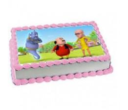 Kids Cake Motu Patlu