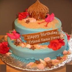 Birthday Cakes For Kids (Fondant)