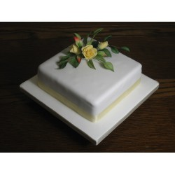 Creamy Photo Cake