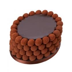 Choco Truffle Birthday Cake
